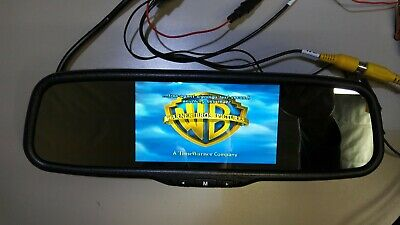 """5"""" Replacement Rear View Mirror Monitor"""