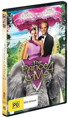 The Prince & Me 4 - The Elephant Adventure - Kam Heskin - Region 2, 4 - DVD