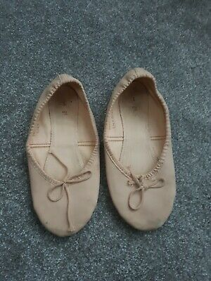 Girls Ballet Shoes Size 1