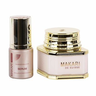 Makari Classic Duopack Premium+ - Lightening & Toning System for Discoloration