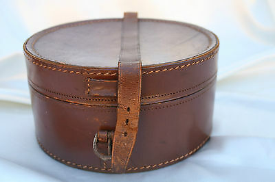 Vintage Tie Case Leather Case