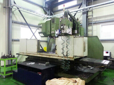 Hwacheon Ecomill 85V CNC Vertical Machining Center [#F]