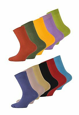 3 Pairs of Childrens Cotton Ankle Socks - UK Made