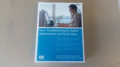 Linux troubleshooting for system administrator and power user