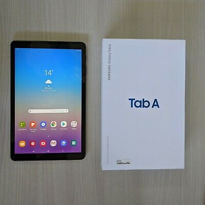 "Samsung Galaxy Tab a 10.5"" SM-T590 32gb Wi-fi Nero garanzia Amazon"
