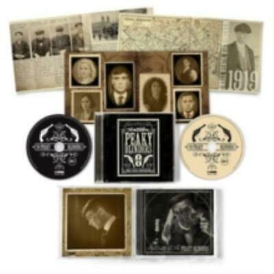 O.s.t.: Peaky Blinders (Music From The Tv Series) (Cd *Pre-Order*.)