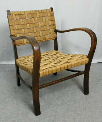 Art Deco Bauhaus Sessel Dieckmann Clubsessel * Lounge Easy Chair 20s Fauteuil