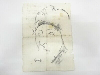 4438668: Paul Cézanne / DRAWING / NO CERTIFICATE OF AUTHENTICITY