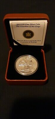 $20 Silver Proof Guardian of the Gorge Coin