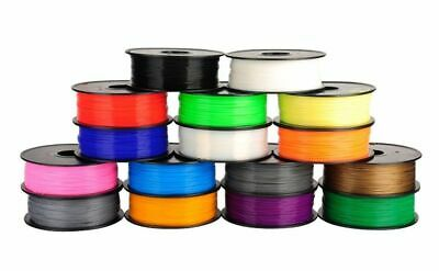 Filament imprimante 3D Fil 3D Printer PLA/ABS/PETG/TPU 1.75mm/3mm,Bobine 1 8t