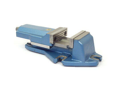 Machine Vise Vice with Movable Rear Jaw 100MM - BISON BIAL (6512-100)