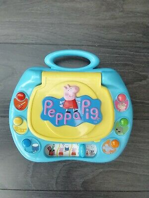 Peppa Pig My First Laptop Educational Toy