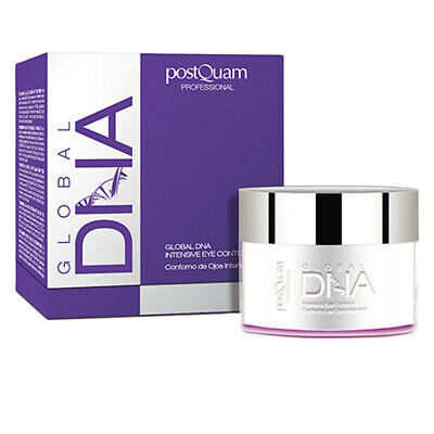 Cosmética Postquam mujer GLOBAL DNA intensive eye contour 15 ml