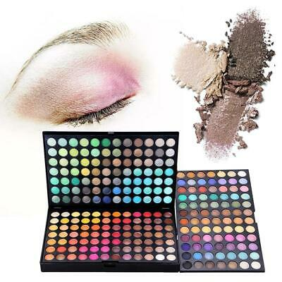 252 Color Shimmer Matte Eyeshadow Palette Eye Shadow Makeup Pigment Board Pallet