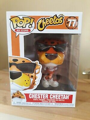 Funko Pop! Ad Icons #77 Cheetos Chester Cheetah (In Hand)