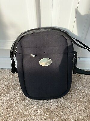 Avent Insulated Twin Bottle Bag - Black