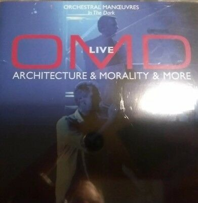 OMD (Orchestral Manoeuvres In The Dark)  Live: Architecture & Morality Brand New