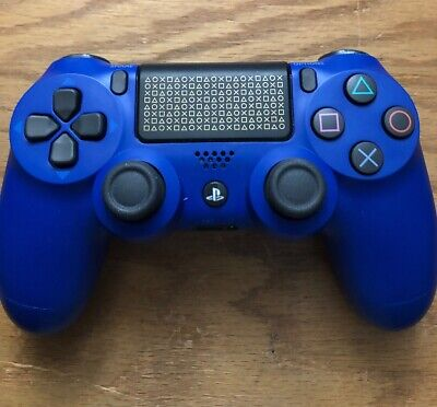 Playstation 4 PS4 Days Of Play Blue Limited Edition Dualshock 4 Controller.