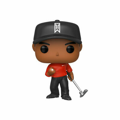 Tiger Woods Funko Pop! (Red Shirt) **IN STOCK, NOW SHIPPING***