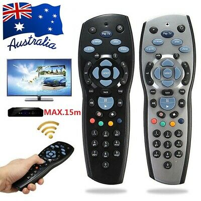 Genuine FOXTEL TV Remote Control Replacement For PAYTV MYSTAR HD IQ1 IQ2 IQ3 IQ4