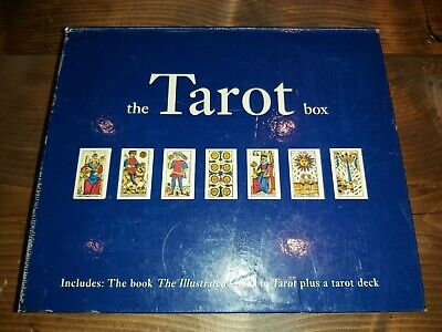 The Tarot Box By Jane Lyle Open Box Cards Factory Sealed