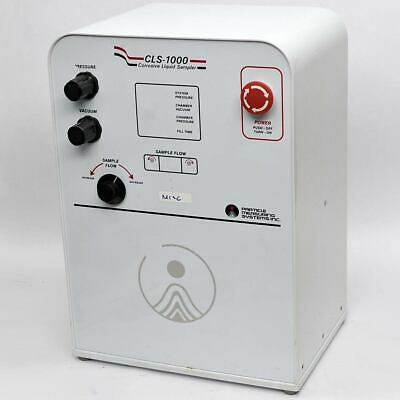 Particle Measuring Systems PMS CLS-1000 Corrosive Liquid Sampler AS/IS Damaged