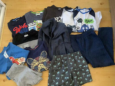 Boys Size 7 Clothes Bulk Lot -  good used condition