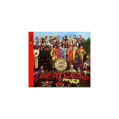 The Beatles - Sgt. Pepper's lonely hearts club band CD + Plage Multimedia