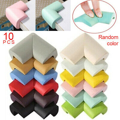 10x Baby Proofing Corner Guards Adhesive Safe Child Proof Edge Protectors Home