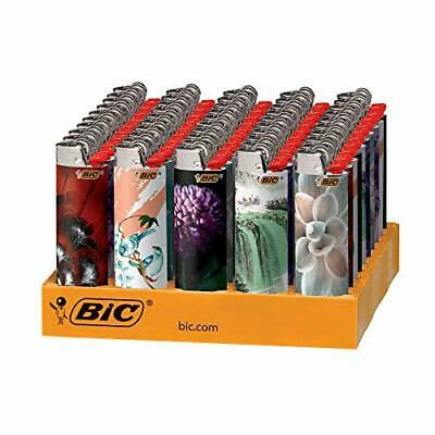 BIC Special Edition Fashion Series Lighters, 50-Count Tray