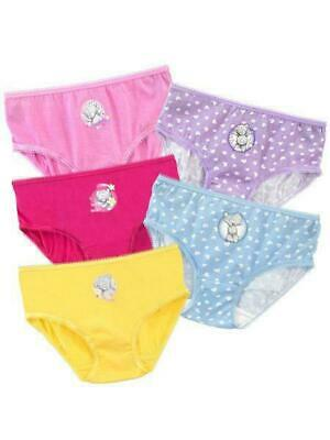 PACK OF 5 X 18/24 Mths Tatty Teddy Knickers Blue nose bear, Underwear Me to You