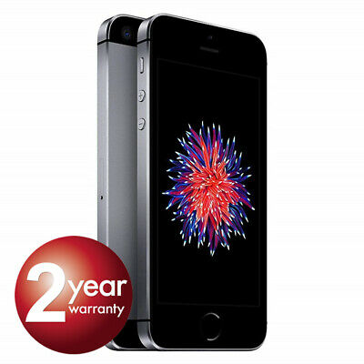 New Apple iPhone se 16GB Space Grey 2 Year Warranty Unlocked SIM Free Smartphone