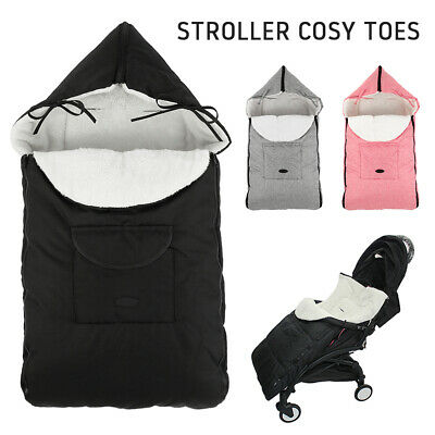 Universal Baby Footmuff Liner Pushchair Stroller Buggy Pram Cosy Toes Car Seat F
