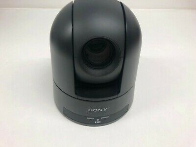 Black Sony SRG-300H Security Camera, RRP: £2500!