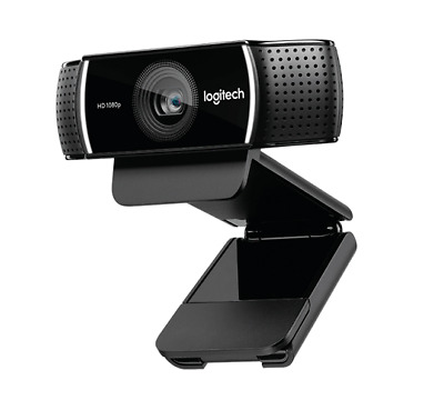 Logitech® C922 Pro Stream Webcam - Brand New