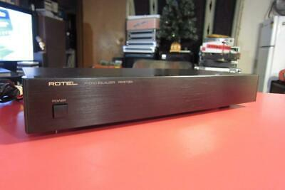 ROTEL RQ-970BX PHONO EQUALIZER + MANUAL Only One In Australia ATM For Sale