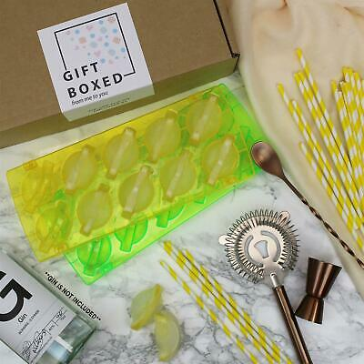 Gift Box - The one for the Gin Lover - Gin & Cocktail Inspired Gift Set