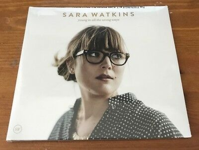 Sara Watkins - Young in all the wrong ways - New & Sealed CD