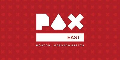 PAX East 2020 4 Day Badge ~FREE EXPEDITED SHIPPING~ Feb 27, 2020- March 1, 2020