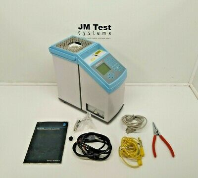 Druck DBC150 Temperature Calibrator -45 C to 150 C CALIBRATED/CERTIFIED BR