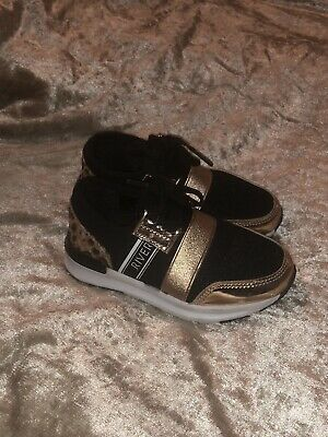 Girls River Island Trainers Childrens Size 8