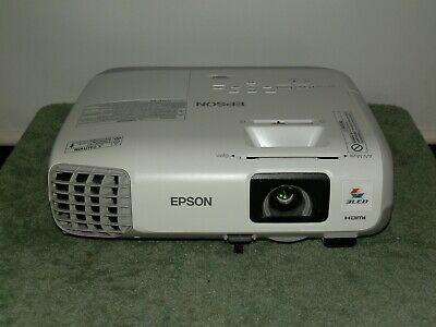 Epson PowerLink 965H HDMI 3LCD Projector - 994 Hours On Lamp