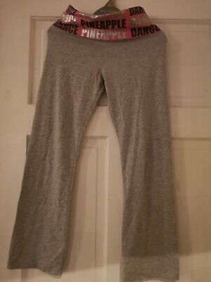 Girls Pineapple Tracksuit Bottoms Age8-9
