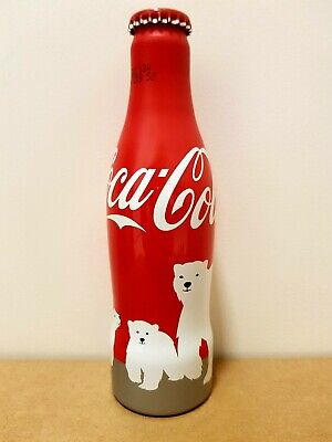 "Coke Bottle Coca-Cola ""Polar Bears"" (France) 2012"