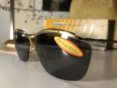 Lunette Vintage Glasses sunglasses Sol Amor made France New Spectacles Orma 1000