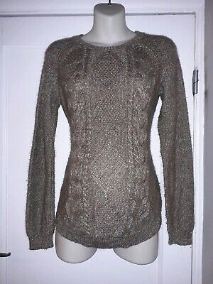 Lovely Size 12-14 Knitted H&M Maternity Jumper See Pics!!