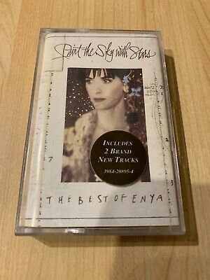 Enya Paint The Sky With Stars Cassette Tape
