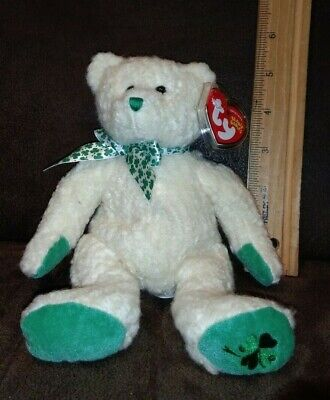 MWMT Ty Beanie Baby ~ STIRRING the Mouse 5.5 Inch Gingerbread