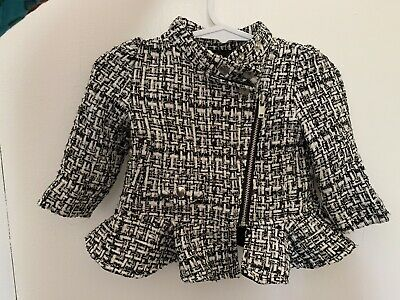 Bardot Junior Baby Tweed Jacket ($3 Postage Option)
