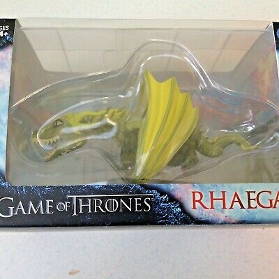 HBO Game of Thrones Action Figure  Dragon Rhaegal The Loyal Subjects NIP 2019
